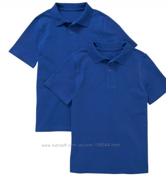 Рубашки, поло, футболки в школу Англия