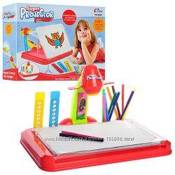 Проектор для рисования 8387 Limo Toy 3 в 1