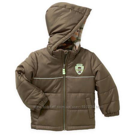 Деми курточки Carters из США