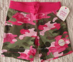 Яркие шорты Faded Glory для девочек