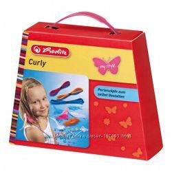Herlitz дуже гарні та якісні набори для дитячої творчості, пензлики, штампи