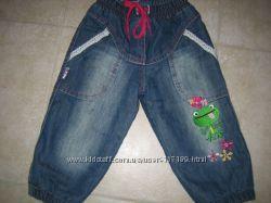 Зимние джинсы 1 год