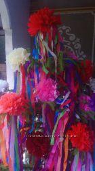 Цветы на гильце - есть в наличии
