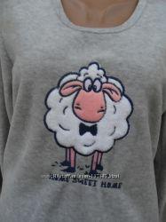 Vienetta  Secret флисовая  пижамка L, XL в наличии