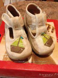 Обувь для первых шагов SuperFit   20p