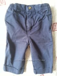 Стильные Брюки штаны на 6-9 мес