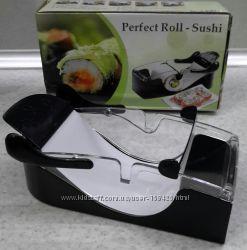 Машинки для приготовления ролл Perfect roll sushi и Мидори 5 в 1.