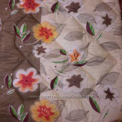 Одеяла теплые с наполнителем из синтепона и шерсти