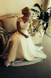 Свадебное платье осень 2015