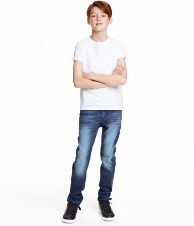 Джинсы фирменные 9-10, 10-11 лет, H&M, Skinny
