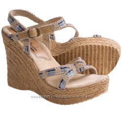 Босоножки Sbicca Sydney Wedge Sandals 10 р-р.