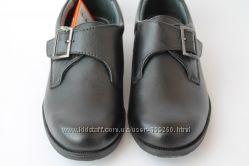 Кожаные туфли для подростка