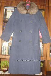 Продам шерстяное зимнее пальто, размер 52-54