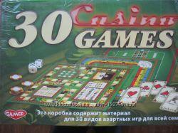 30 игр казино