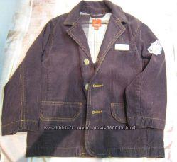 Вельветовый пиджак Esprit для модника 3 лет