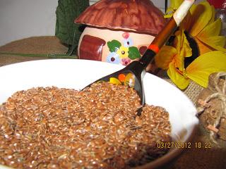 Семена льна для похудения ф-м Домик в Лесу