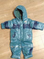 Куртка  комбинезон демисезонный