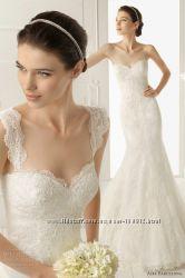 Свадебное платье, Rosa Clara, р. S, XS