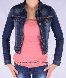 сп джинсовая куртка пиджак брендовая Dsquared р. S-ХХЛ
