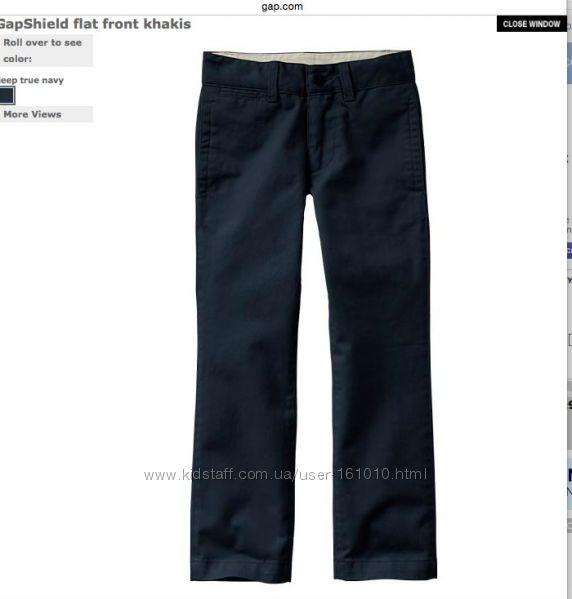 Джинсы- брюки. Gap оригинал черные - наличие