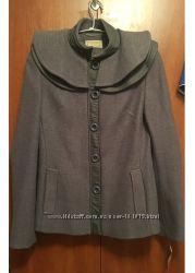 ТМ Dolcedonna дизайнерское короткое пальто от Елены Голец