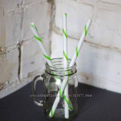 Баночки для смузи, питьевые кружки  Ball Plain Drinking Mug 16oz - 500мл