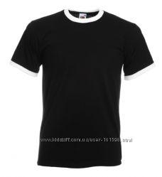 Мужские футболки с кантиком, размер Л