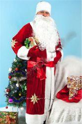Дед Мороз костюм на ПРОКАТ Симферополь