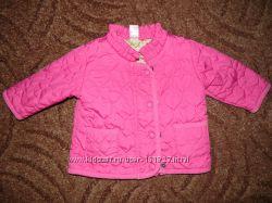Курточкаветровка  NEXT для маленькй девочки