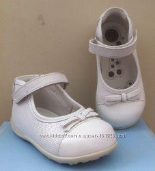 Обувь девочка р. 23 24 25 БУ  туфли CHICCO ECCO Mimy Or