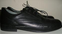 Туфли мальчуковые костюмные школьные р39 на 38 WALKID Италия р. 39