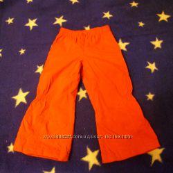 Продам штаны Linne 104 рост плащевка на коттоновой подкладке