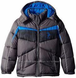Куртка зимняя U. S. Polo Assn, 4Т