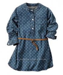 Джинсовое платье Сarters 4т