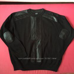 Мужской свитер стиль Италия