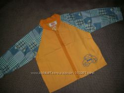 Комплект ветровка  футболка FOXY, р. 12М