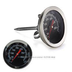 Термометр высоко-температурный механический BBQ качественный - 350 С