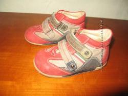 Ботинки Сlarks и ботинки ortopedia