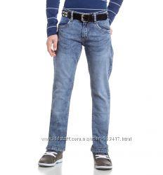 Джинсы, термо, коттоновые, трикотажные брюки C&A Германия