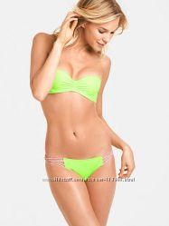 Новый в упаковке купальник Victorias Secret - Оригинал - Яркий с изюминкой