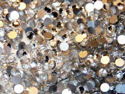 cтразы Preciosa Чехия crystal ss 20 non hot fix по супер-цене