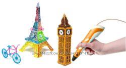 уроки рисования 3D ручкой