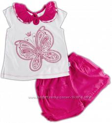 распродажа, комплекты с шортами Бемби, Ля-ля, Фламинго