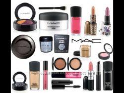 MAC, Sephora, Smashbox профессиональная косметика под 10