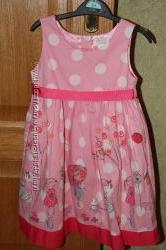 платье Childrens Place 104 см рост