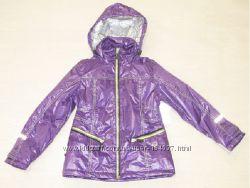 Демисезонная, летняя куртка LUNA арт14266 на девочку LENNE Ленне 128р