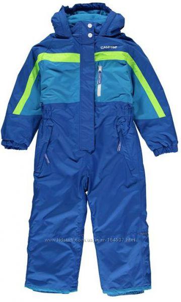 Зимний лыжный комбинезон Campri Кампри 3-4лет 98р-104р