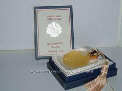 Духи Estee Lauder White Linen в ракушке с бахромой. Объем - 7 мл. Винтаж. Торг