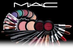 Покупка косметики M. A. C  в США