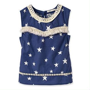 Модная блуза - топ Ruum, 7 р.